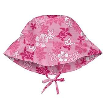 Chapeau de soleil IPlay - Pink Hawaiian Turtle