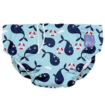 Maillot de bain bébé Bambino Mio Baleine