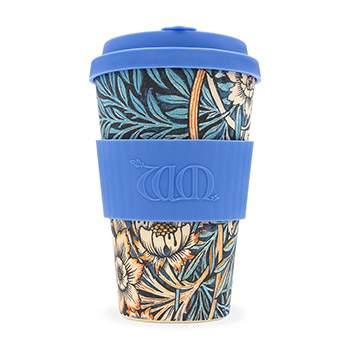 Mug à emporter Ecoffee Cup 400ml William Morris - Lily