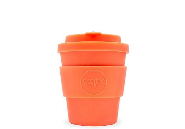 Mug à emporter Ecoffee Cup - Orange-250ml