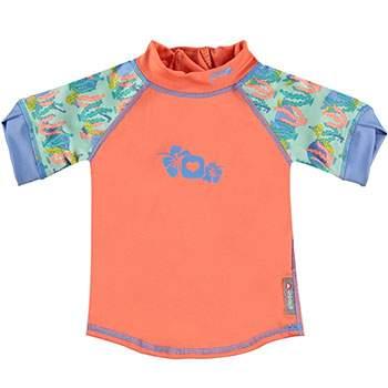 Tee-Shirt anti-UV Close - Tortue