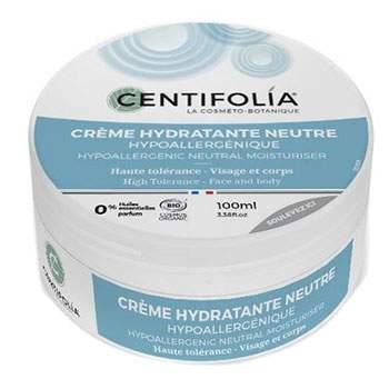 Crème hydratante neutre Visage & corps Centifolia