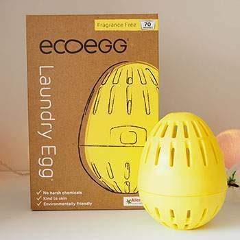 Œuf de lavage sans parfum EcoEgg - 70 lavages