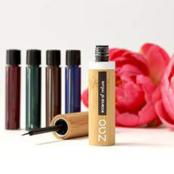 Eyeliner pinceau ZAO rechargeable