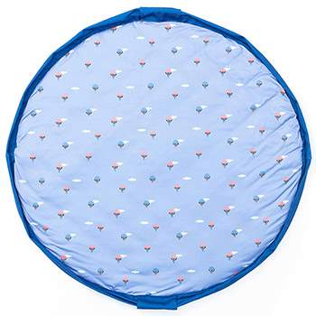 Tapis d'éveil - sac de rangement Soft Play & Go - Air Balloon