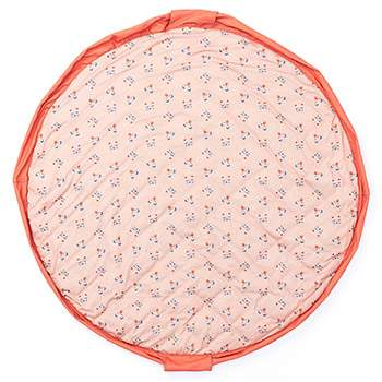Tapis d'éveil - sac de rangement Soft Play & Go - Animal Face