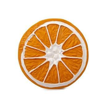 Clementino l'orange en latex d'hévéa Oli & Carol