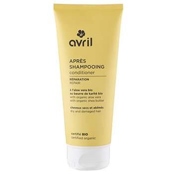 Après-shampoing réparation certifié bio Avril