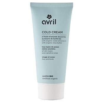 Cold cream certifiée bio Avril