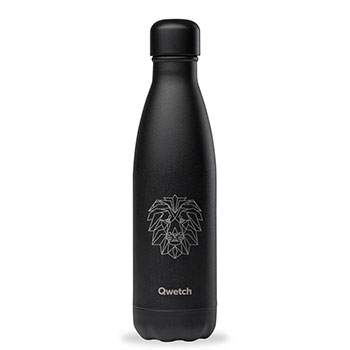 Bouteille isotherme Qwetch 500ml - TATTOO Lion