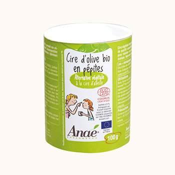 Cire d'olive bio en pépites Anaé