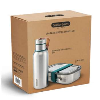 Coffret inox Lunch Black + Blum