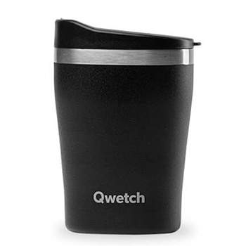 Mug isotherme Qwetch 240ml - ALL Black