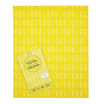 Emballage réutilisable à la cire d'abeille BeeBee - Blé