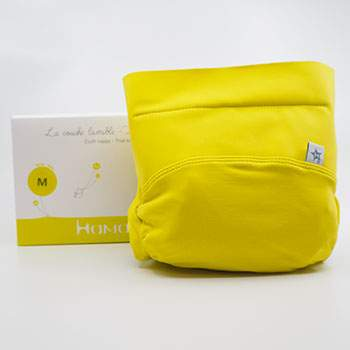 Kit d'essai couche lavable Hamac Microfibre Green Banana