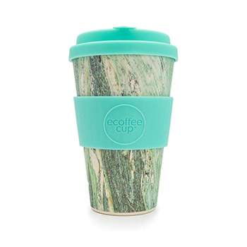 Mug à emporter Ecoffee Cup 400ml Marmo Verde