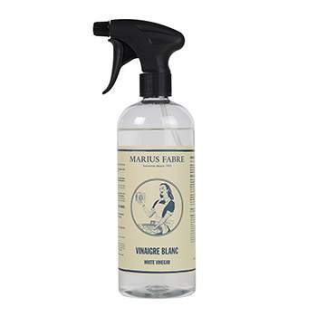 Spray vinaigre blanc ménager 500ml Marius Fabre
