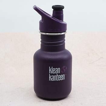 Gourde inox Kid Sport 350ml Klean Kanteen - Violet