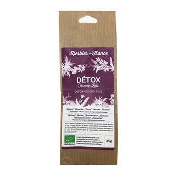 Tisane Detox Bio - 35 g Herbier de France