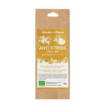 Tisane Anti-stress Bio - 35 g Herbier de France