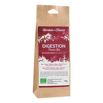 Tisane Digestion Bio - 35 g Herbier de France