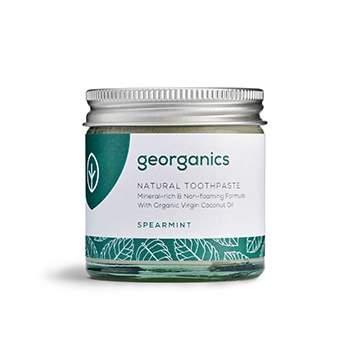 Dentifrice Georganics - Menthe verte