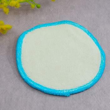 Disques à démaquiller en coton bio coloré Anaé Vrac
