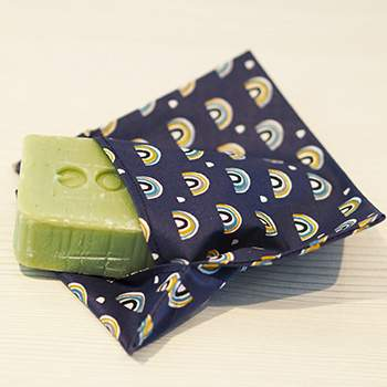 Pochette à savon imperméable Keinu Ona