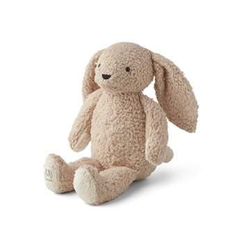 Fifi le lapin gris clair en coton bio Liewood