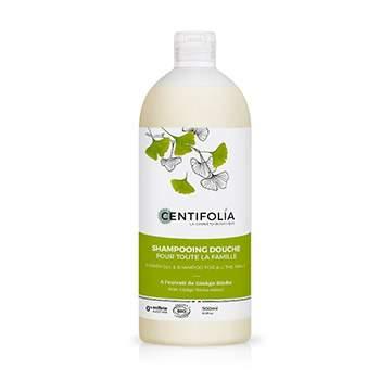 Shampooing douche Bio pour toute la famille Centifolia