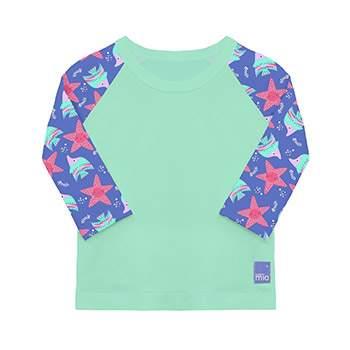 Tee-shirt anti-uv Bambino Mio Violet