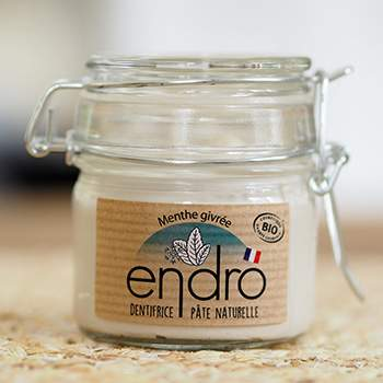 Dentifrice solide Endro - Menthe givrée