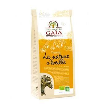 Tisane La nature s'éveille Les Jardins de Gaia 60g