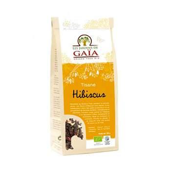 Tisane Hibiscus Les Jardins de Gaia 100g