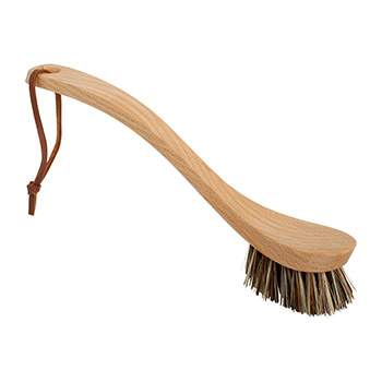 Brosse à vaisselle poils durs Redecker