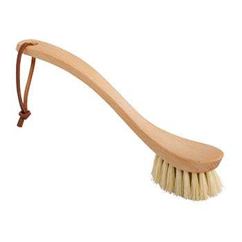 Brosse à vaisselle poils moyens Redecker