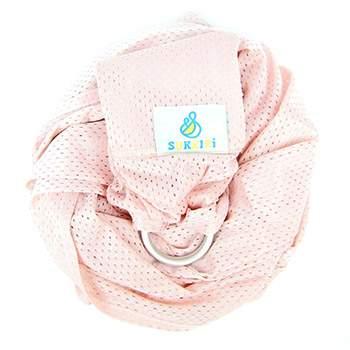 Porte-bébé Sling Sukkiri Rose clair
