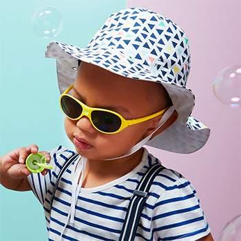 Chapeau Anti-UV réversible KI ET LA - Fun Fair