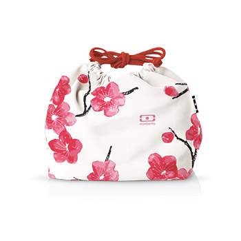 Le sac bento pochette Monbento - Graphic Blossom
