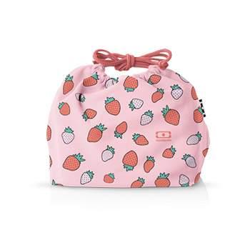 Le sac bento pochette Monbento - Graphic Strawberry