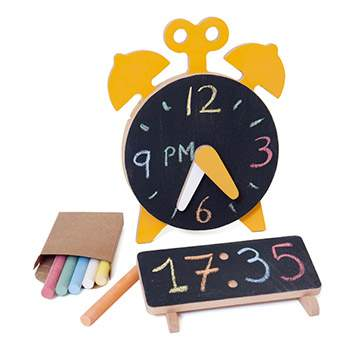 Chalking O'clock Wodibow