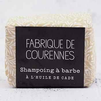 Shampoing à barbe Fabrique de Courennes