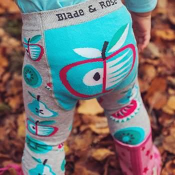Leggings bébé Blade & Rose - Apple