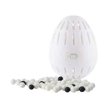 Œuf de lavage blanc EcoEgg - 70 lavages + 50 lavages gratuits Série limitée