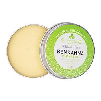 Déodorant crème Ben & Anna - Persian Lime