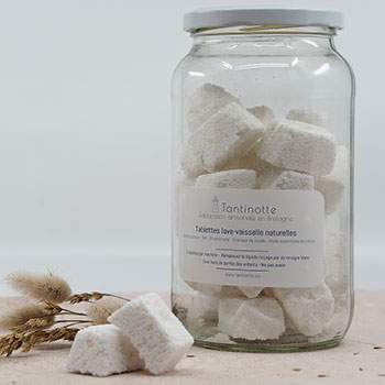 Tablettes Lave-vaisselle Tantinotte - Citron