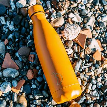 Bouteille isotherme Chilly's bottles - Mat Orange