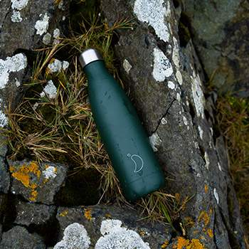 Bouteille isotherme Chilly's bottles - Mat Vert