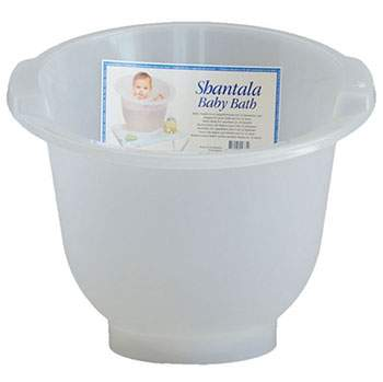 Baignoire Shantala blanc