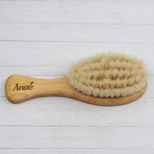 Brosse à cheveux bébé 13cm Anaé